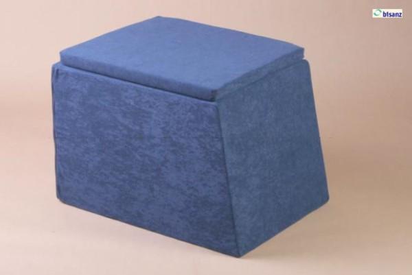 Sitzwürfel zur Bandscheibenentlastung