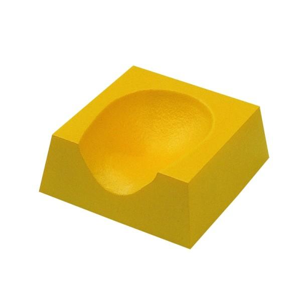 Hinterkopfunterlage 25×24,5×9,5cm gerade für Erwachsene