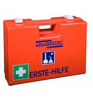 "Erste-Hilfe-Koffer ultraBox ""CHEMIE-INDUSTRIE"" DIN 13157"
